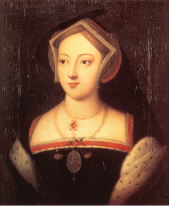 Robiana's mistress is unknown. This Mary Bolen, perhaps the most famous mistress of Henry VIII's era.